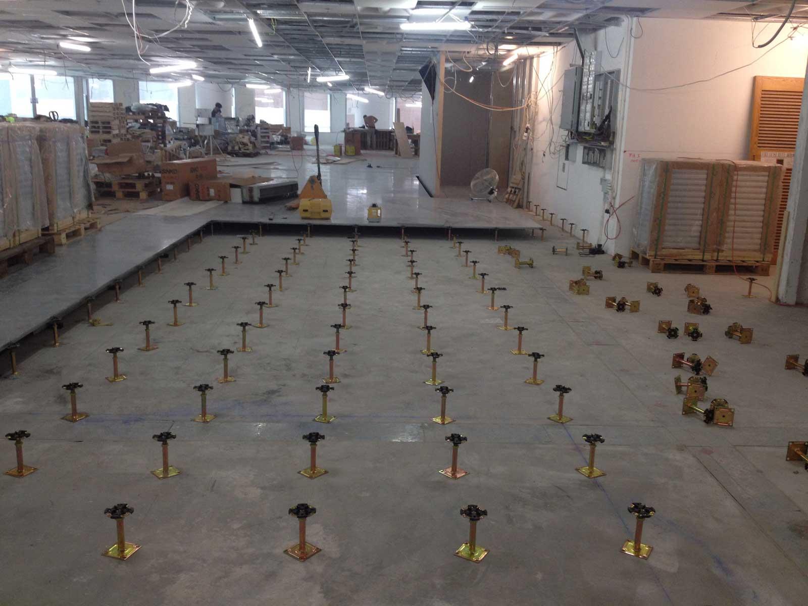 Aia Insurance Devar Raised Access Flooring 4