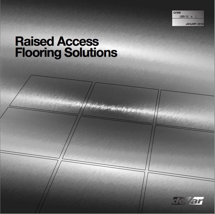 Devar Raised Access Flooring Brochure