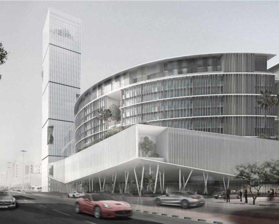 Oasis Tower, Doha