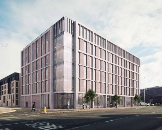 Dundee Waterfront Offices, UK