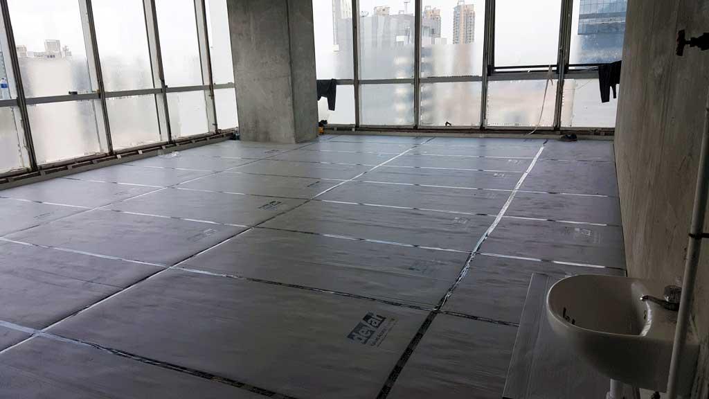 Global Gateway Tower Hong Kong Devar Raised Access Floor Installation