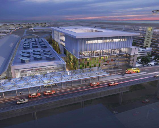 Hong Kong Airport Terminal 1 Expansion