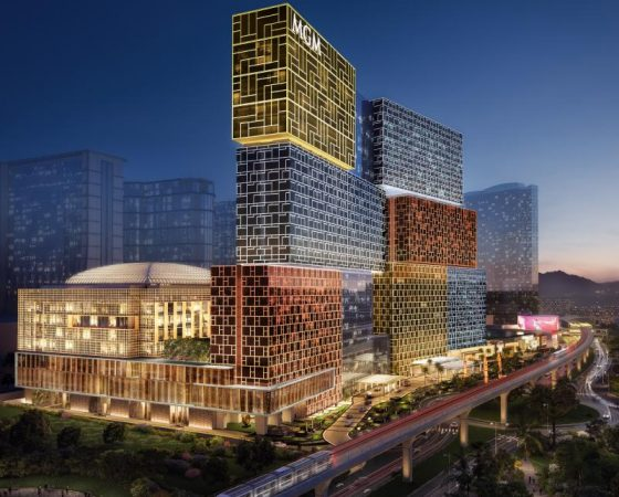 MGM Grand Paradise, Cotai, Macau