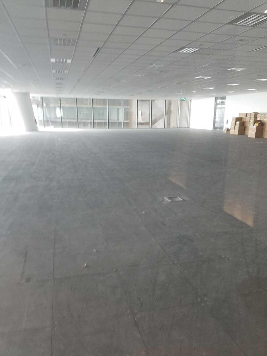 Marina One Singapore Devar Raised Access Flooring 3