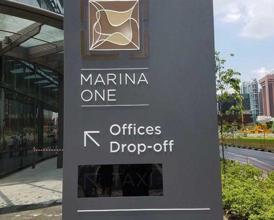 Marina One East Tower, Singapore