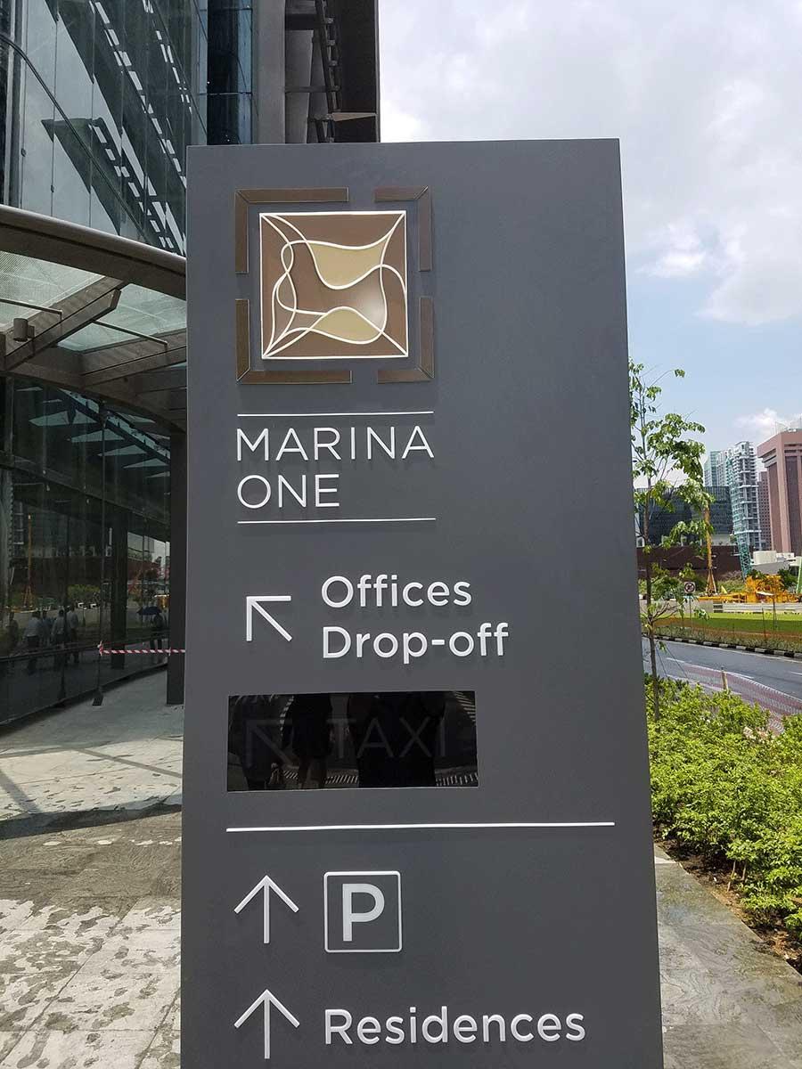Marina One Singapore Devar Raised Access Flooring 5