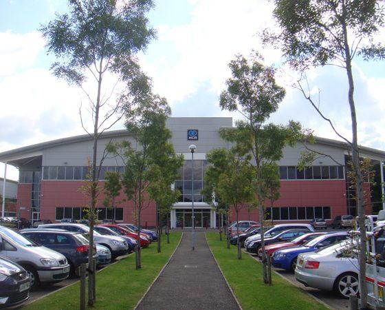 NCR University, Glasgow