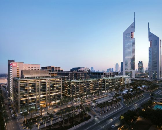 Sumitomo Corporation – One Central, DWTC – Dubai