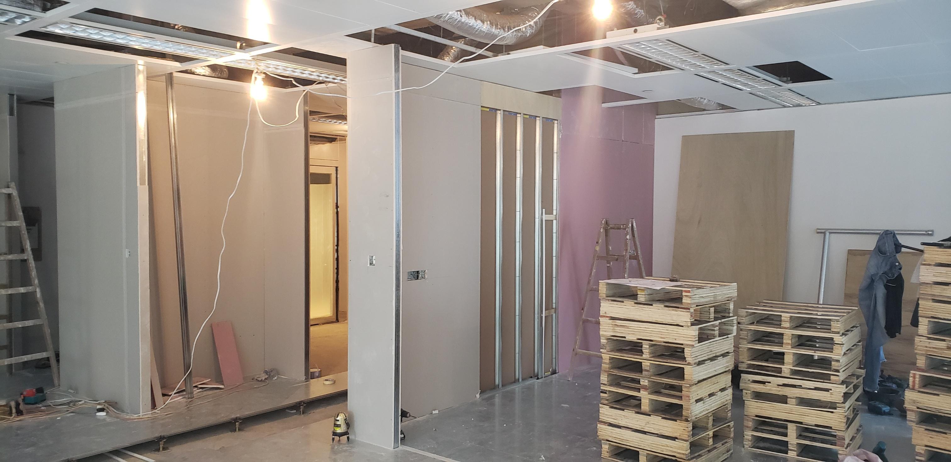 Raised Access Floor Installation Devar For Equilend 4