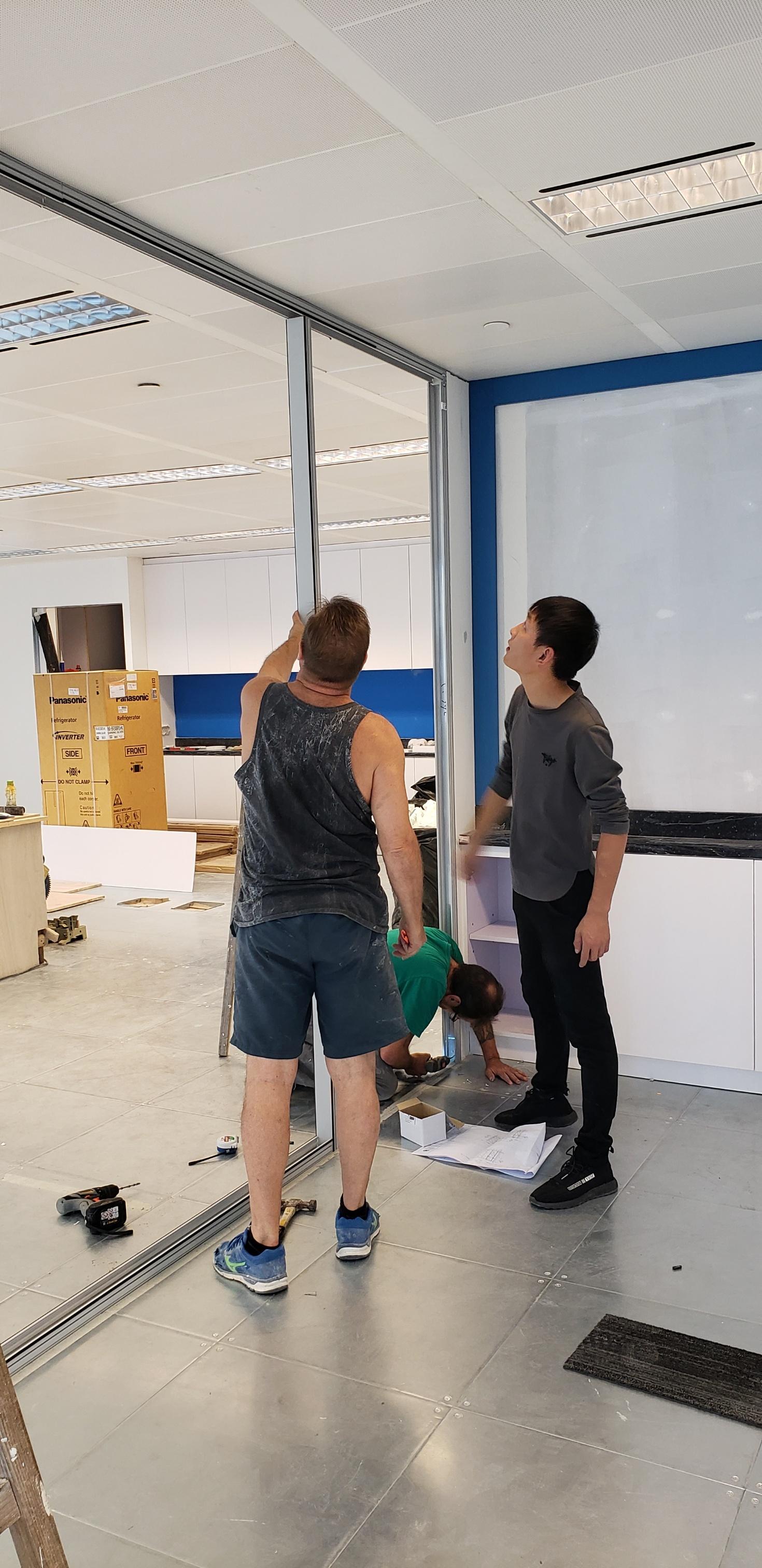 Raised Access Floor Installation Devar For Equilend 7