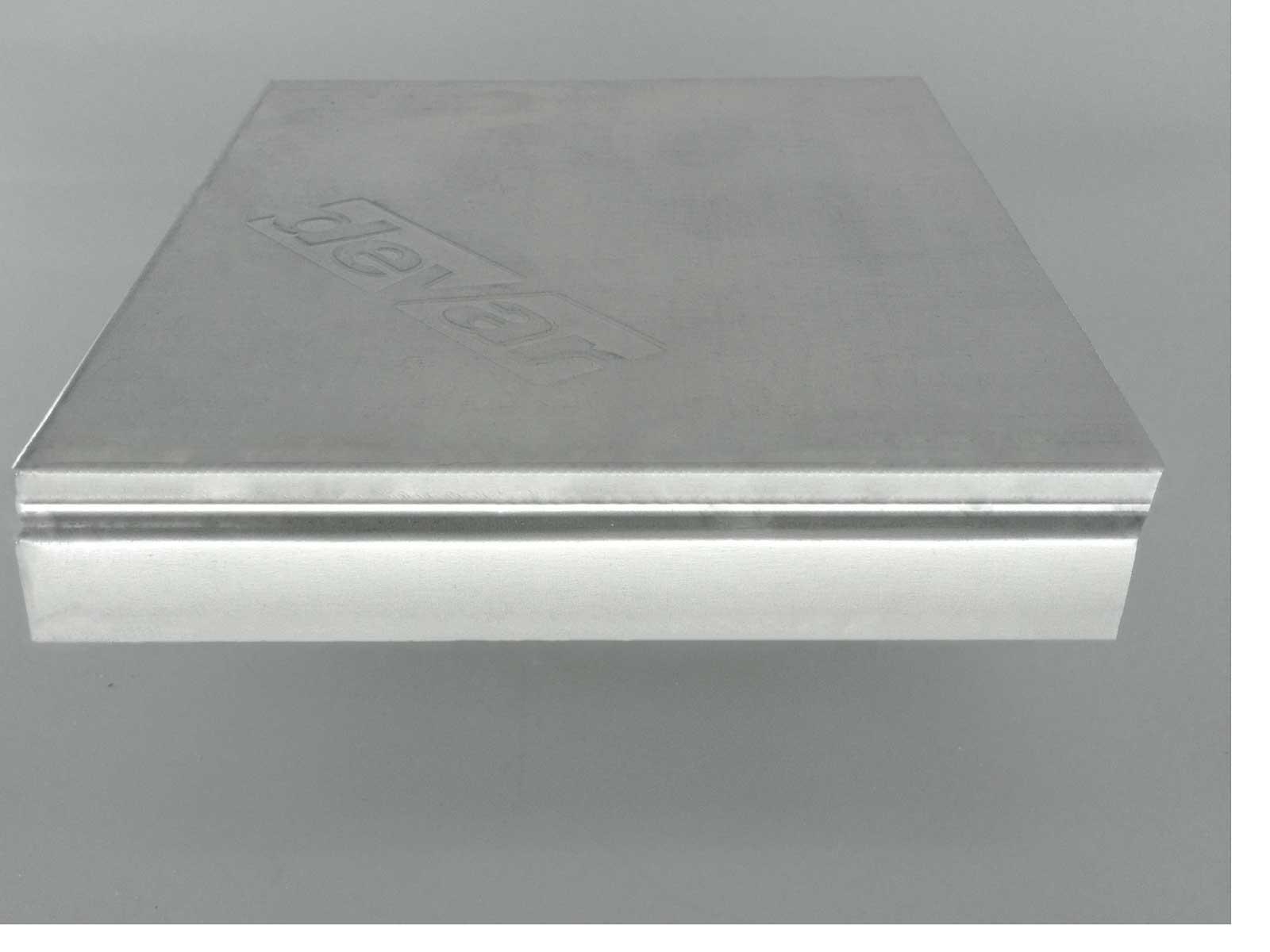 Raised Access Flooring Cas04 Galvanised Panel 3