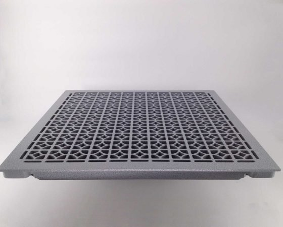Aluminium Grate Panels
