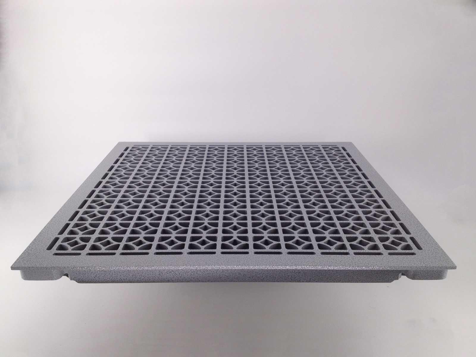 Raised Access Flooring Perforated Aluminium Panel