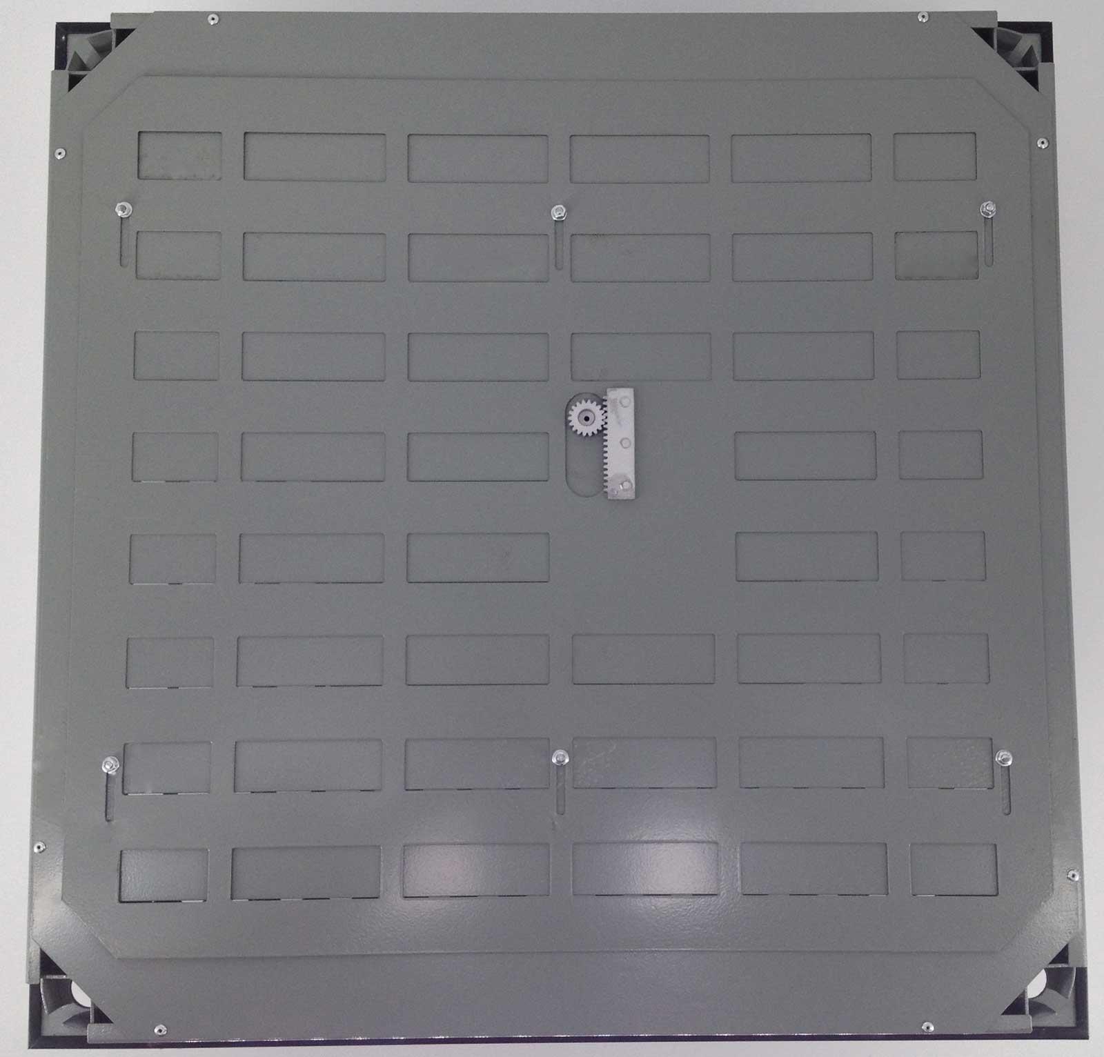 Raised Access Flooring Perforated Hpl Panel 3