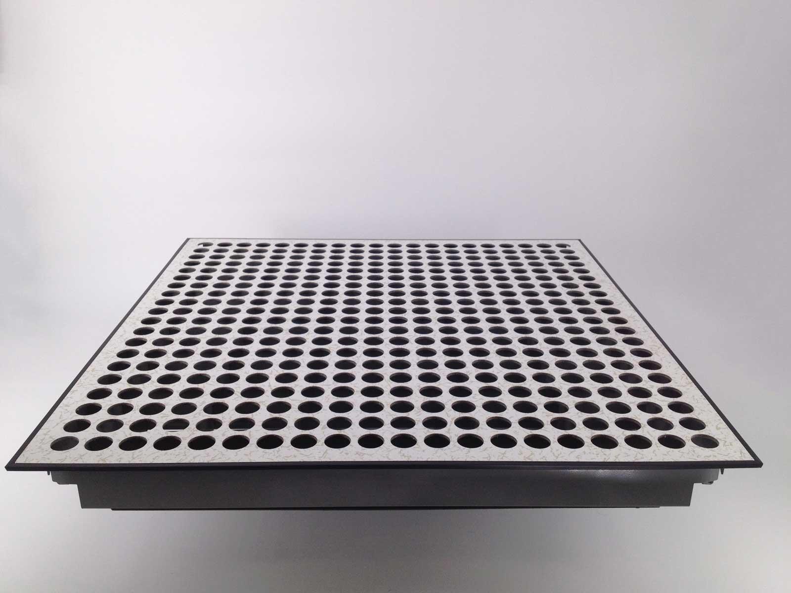 Raised Access Flooring Perforated Hpl Panel