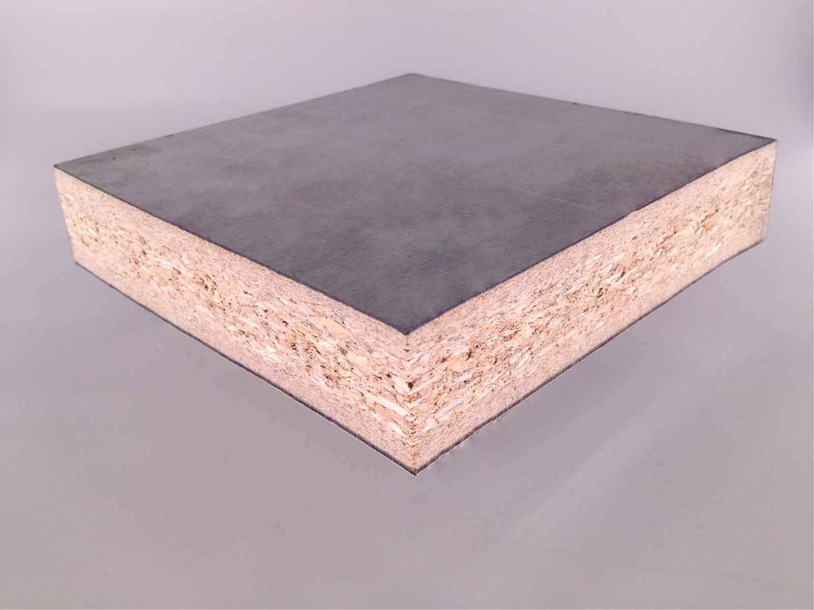 Raised Access Flooring Wood Galvanised Panel