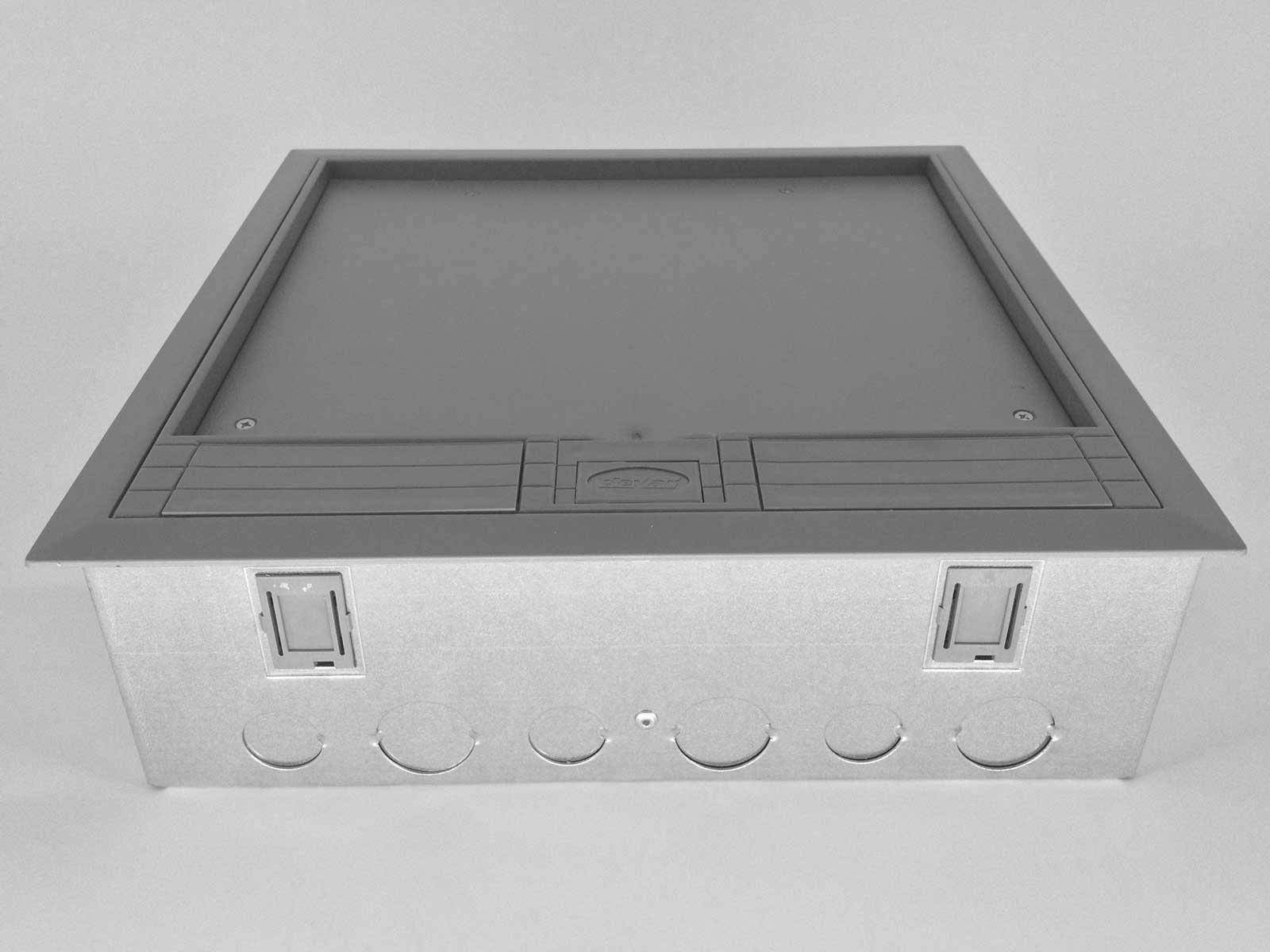 Raised Floor Outlet Box Devar