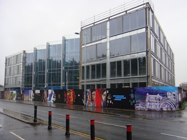 Eastgate Office Project Glasgow 3