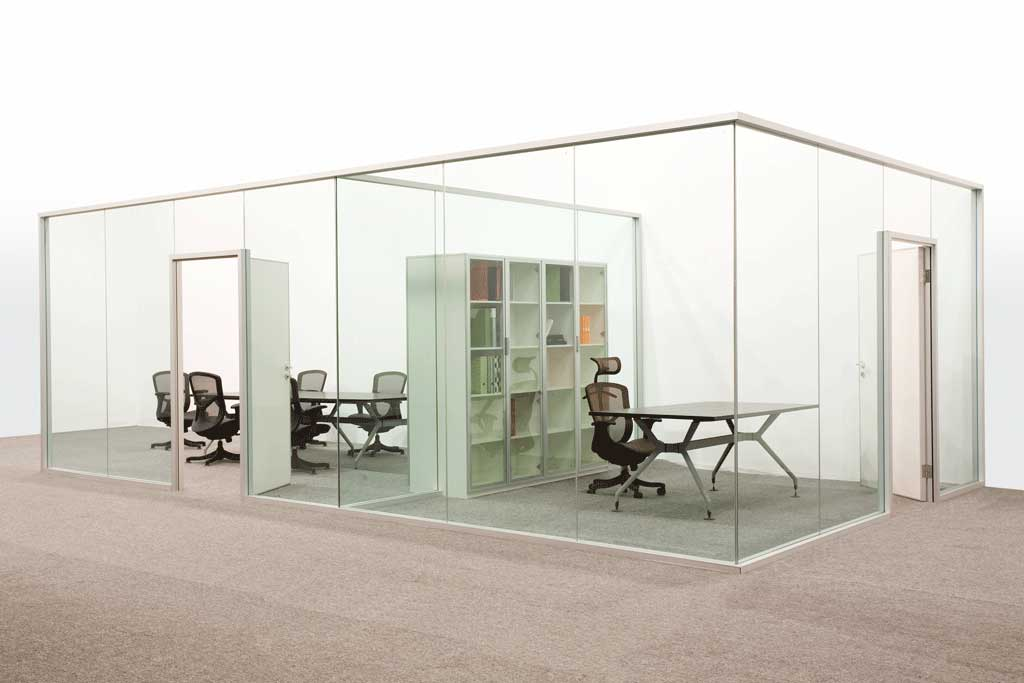 Office Partitions Custom Type A