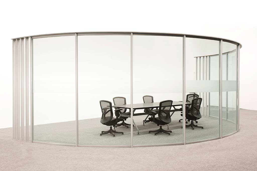 Office Partitions Custom Type B