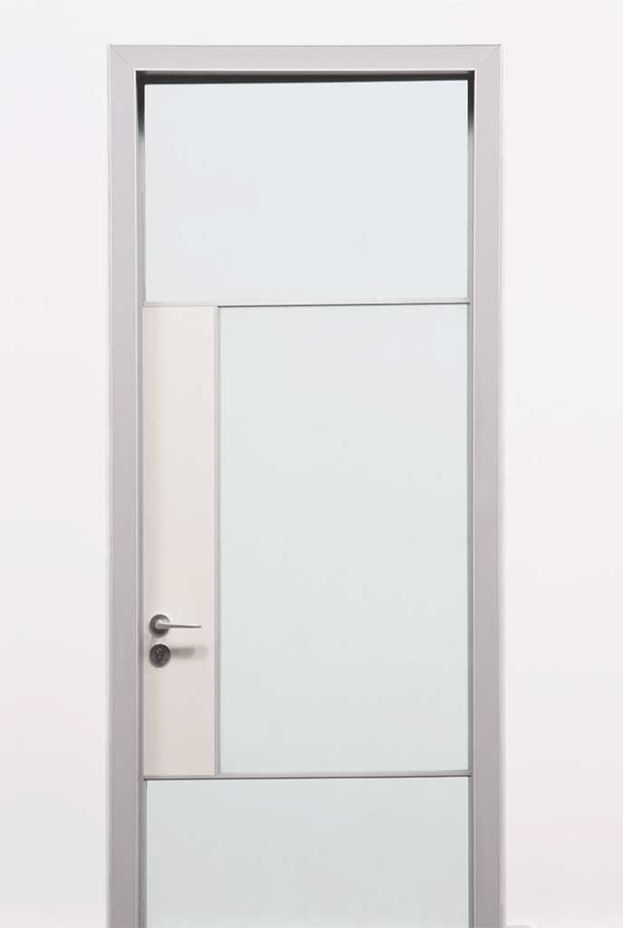 Office Partitions Door System A