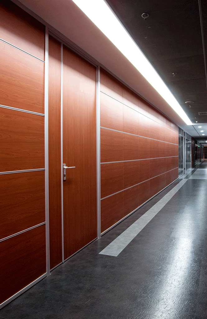 Office Partitions Door Systems