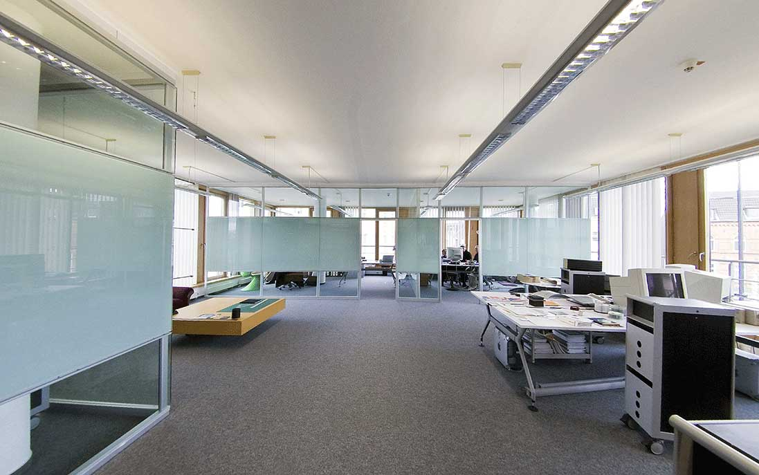 Office Partitions Glass