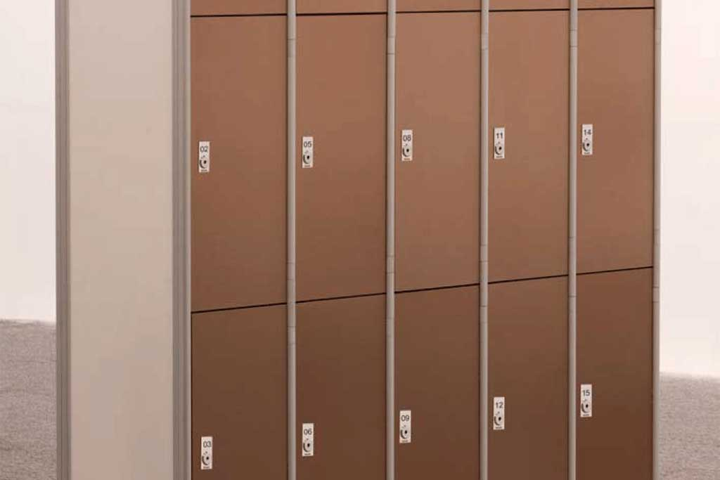 Office Partitions Lockers A