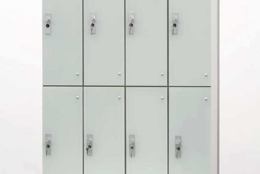 Office Partitions Lockers B