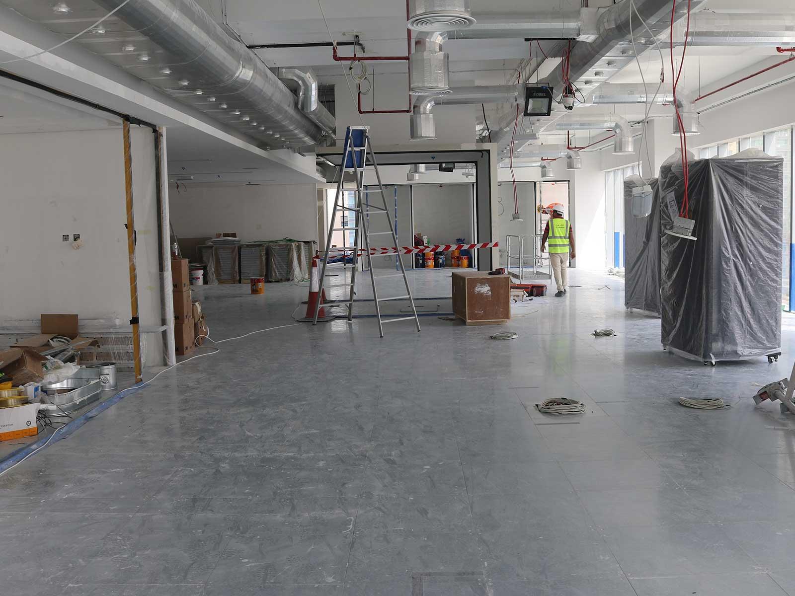 One Jlt Dubai Raised Floor System Devar 2