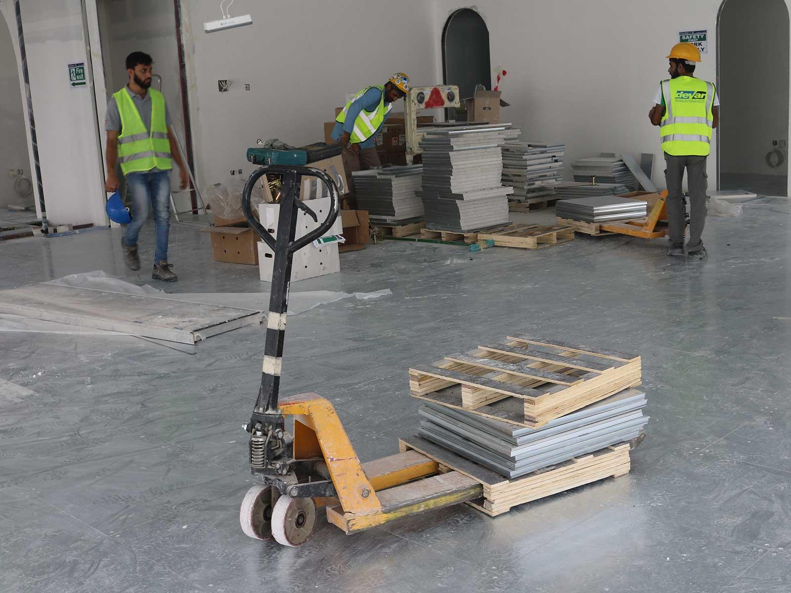 One Jlt Dubai Raised Floor System Devar 3